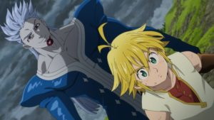 Seven Deadly Sins - Prisoner of the Sky Anime Movie Official Anime Screenshot