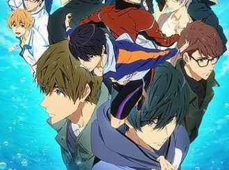 1st Episode Anime Impressions: Free! -Dive to the Future-