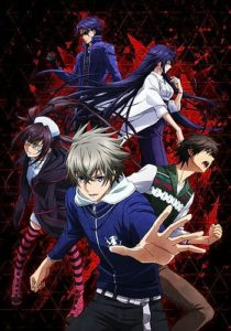 Lord of Vermilion: Guren no Ou Anime Visual