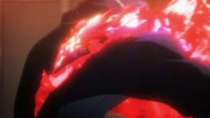 Lord of Vermilion: Guren no Ou Episode 2 Official Anime Screenshot(C)2018 SQUARE ENIX/KADOKAWA/LORD of VERMILION Partners