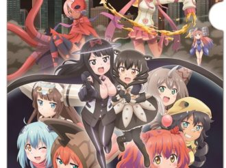 Kaiju Girls Black Reveals Cast and Staff and Releases Special PV