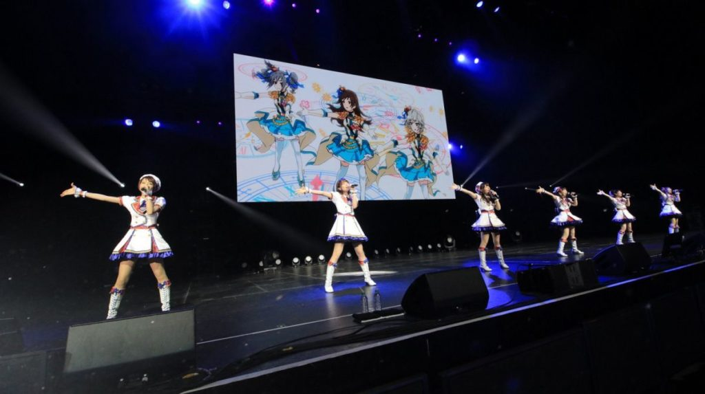 THE IDOLM@STER CINDERELLA GIRLS at [AX2018] Anisong World Matsuri Japan Kawaii Live