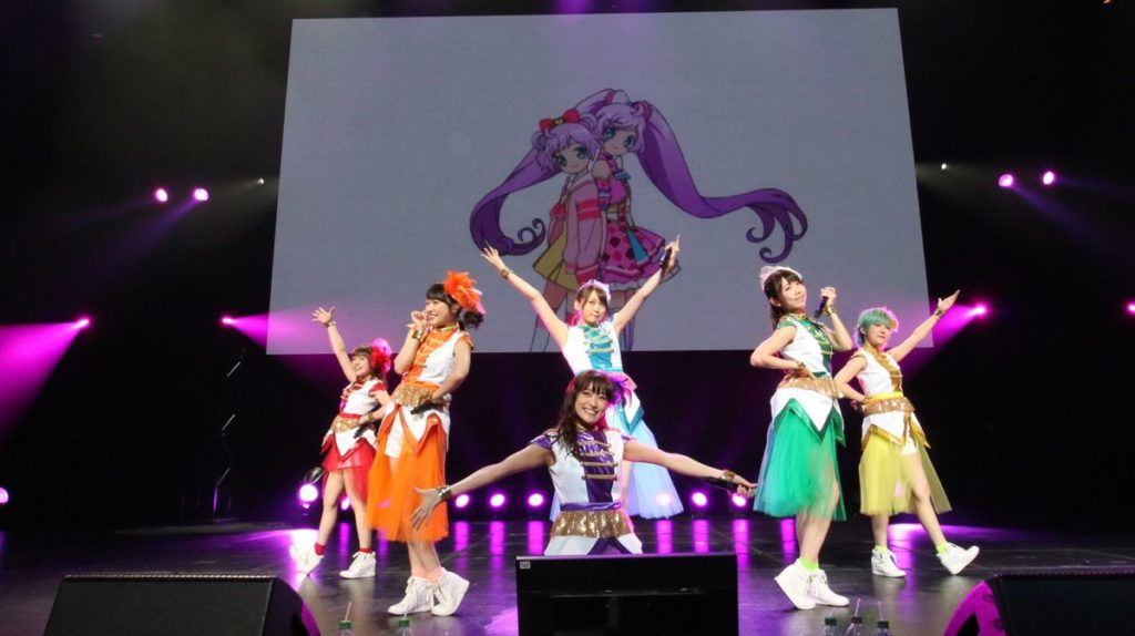 i☆Ris at [AX2018] Anisong World Matsuri Japan Kawaii Live