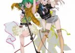 Macross Frontier Good Job CD Jacket