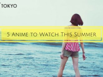 5 Anime That Will Bring Those Summer Vibes
