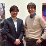 Mitsuhisa Ishikawa, the president and CEO of Production I.G, and Masahiko Minami, the president of Bones