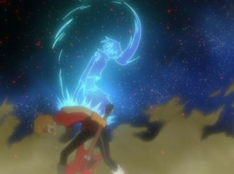 FLCL Releases Preview Stills for Alternate and Progressive Movies and Announces CD