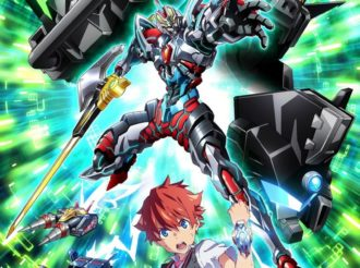SSSS.Gridman Special Night Report Reveals New Key Visual, Additional Staff and Cast