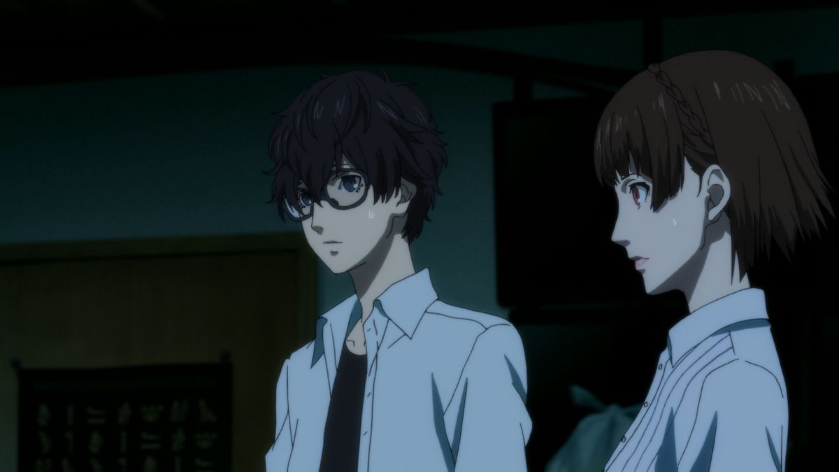 Persona 5 Episode 17 Official Anime Screenshot ©ATLUS ©SEGA/PERSONA5 the Animation Project