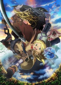 Made in Abyss: Tabidachi no Yoake Anime Movie Visual