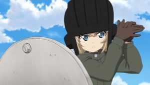 Girls und Panzer das Finale Official Anime Screenshot | 'Girls und Panzer das Finale' Episode 2 stills (C)GIRLS und PANZER Finale Projekt