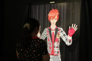 Dream Festival! Illusion Show Time High Five Event Experience