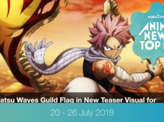 This Week's Top 10 Most Popular Anime News (20-26 July 2018)