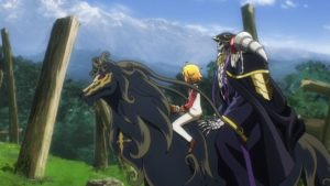 Overlord III Episode 4 Official Anime Screenshot