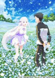 Re:Zero - Starting Life in Another World Memory Snow| New Anime Visual