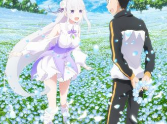 Re:Zero Memory Snow Reveals Synopsis and Second Visual