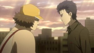 Steins;Gate 0 Episode 16 Official Anime Screenshot