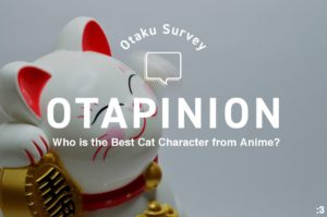 Who is the Best Cat Character from Anime? | MT Survey