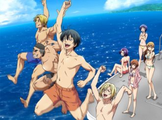 Grand Blue Dreaming Episode 4 Review: The Male Beauty Pageant