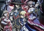 Ulysses: Jeanne d'Arc to Renkin no Kishi Anime Series Visual
