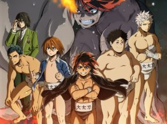 Hinomaru Zumo Reveals Opening and Ending Artists