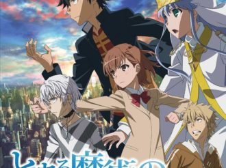 A Certain Magical Index III Reveals Staff Members and Air Date