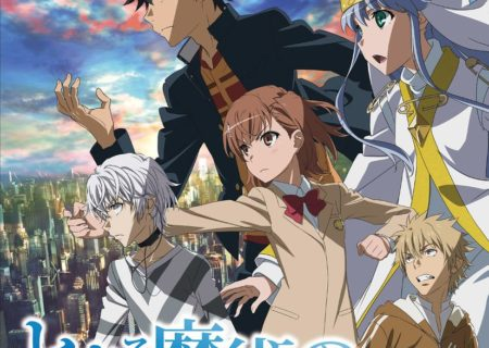 A Certain Magical Index III Anime Visual