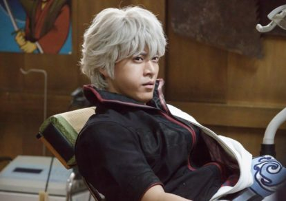 dTV original drama Gintama 2: Yo nimo Myou na Gintama-chan Official Drama Screenshot