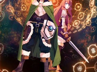 Light Novel The Rising of the Shield Hero Anime Project