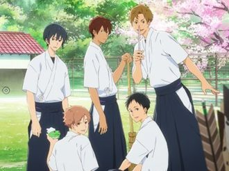 Tsurune Reveals Second Trailer and New Visual