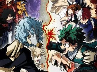 My Hero Academia Episode 55 Review: Class 1-A