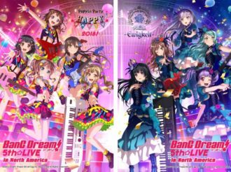 BanG Dream! 5th Live Concerts to Screen in North America