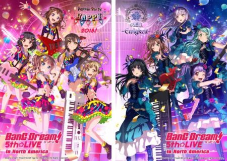 Bang! Dream 5th Live Concerts