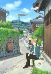 Anime Movie Natsume's Book of Friends: the Movie (Natsume no Yujin-cho: Utsusemi ni Musubu)