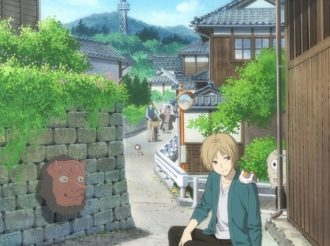 Natsume's Book of Friends Turns Two Japanese Comedians Into Youkai