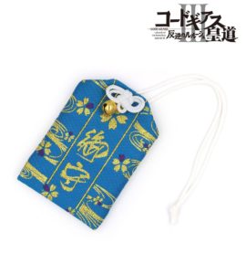Lucky Charm | Anime Code Geass | Anime Merchandise Monday (5-12 August) by MANGA.TOKYO ©SUNRISE/PROJECT L-GEASS Character Design ©2006-2017 CLAMP・ST