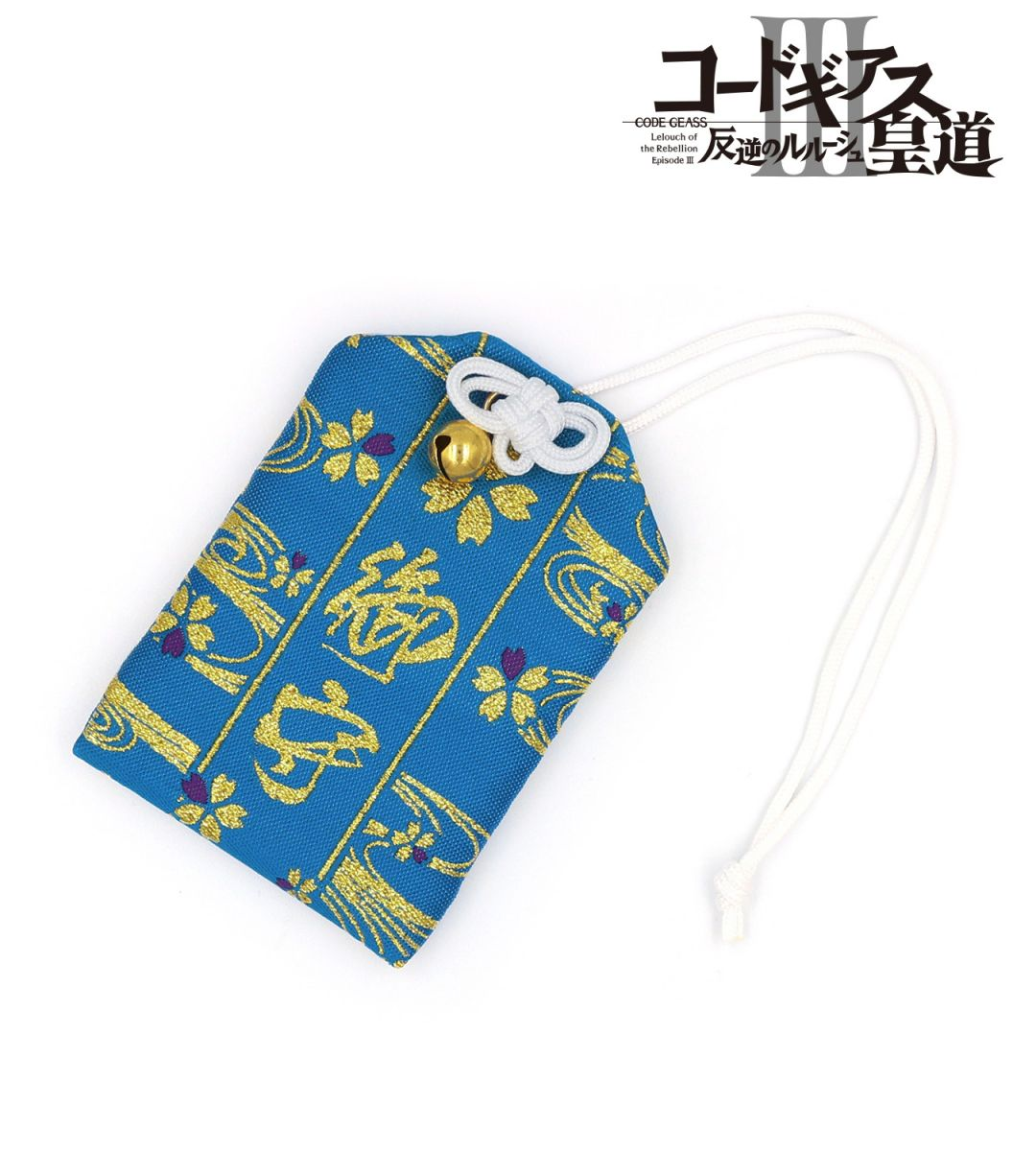 Lucky Charm   Anime Code Geass   Anime Merchandise Monday (5-12 August) by MANGA.TOKYO ©SUNRISE/PROJECT L-GEASS Character Design ©2006-2017 CLAMP・ST