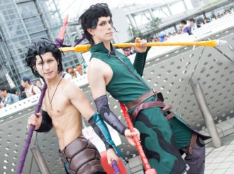 Comiket 94: Male Cosplayers from Day 3
