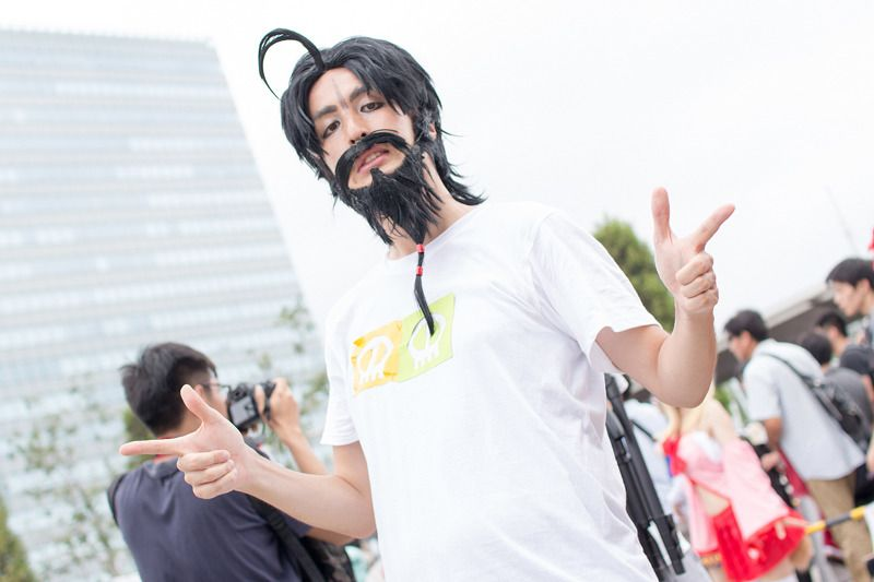 Qooga (@Qooga_13) Edward Teach (Blackbeard) from Fate/Grand Order | Comiket 94: Male Cosplayers from Day 3
