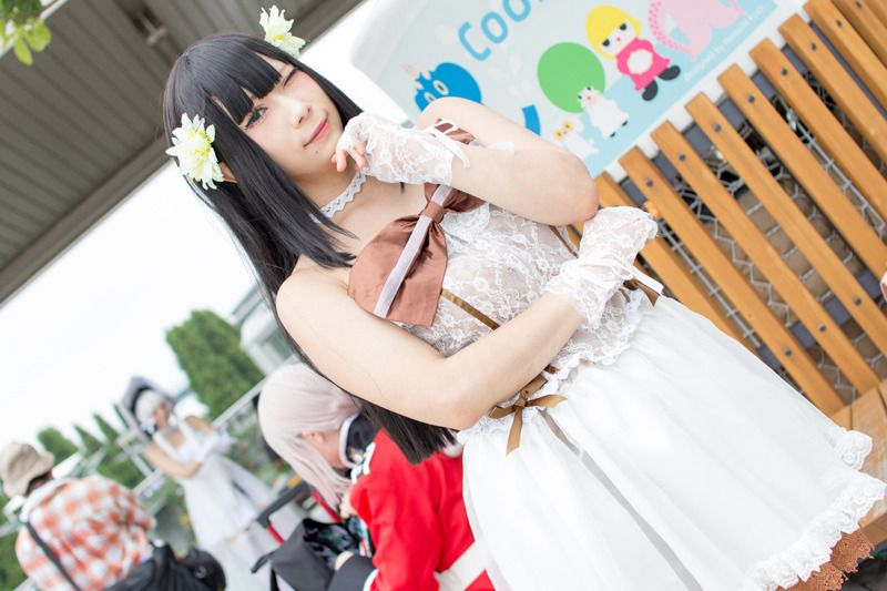 Wakaya (@shun_160w) as Dia Kurosawa from Love! Live! Sunshine!!/Photo: 乃木章 | Comiket 94: Beautiful Female Cosplayers from Day 3