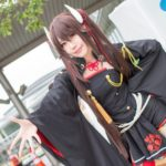 Yayoi (@Yayo_0w0) as Haruna from Azur Lane/Photo: 乃木章 | Comiket 94: Beautiful Female Cosplayers from Day 3