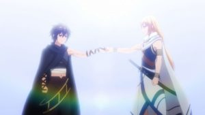 The Master of Ragnarok and Blesser of Einherjar Episode 7 Official Anime Screenshot