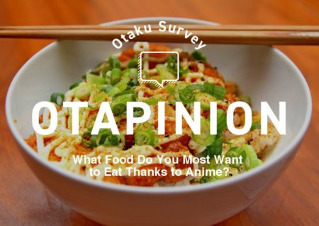 What Food Do You Most Want to Eat Thanks to Anime? | MANGA.TOKYO Anime Survey