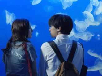 Anoko no Toriko Live Action Teases With Still from Date Scene