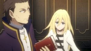Angels of Death Episode 7 Official Anime Screenshot