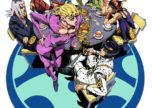 JoJo's Bizarre Adventure Golden Wind Official Anime Visual