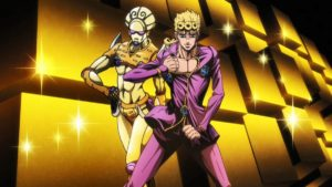JoJo's Bizarre Adventure Golden Wind Official Anime Trailer Screenshot