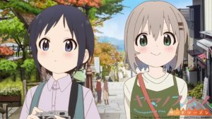 Yama no Susume Season 3 Episode 8 Official Anime Screenshot