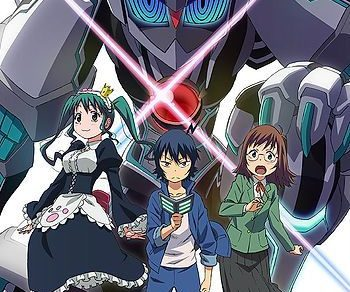 Planet With Anime Visual