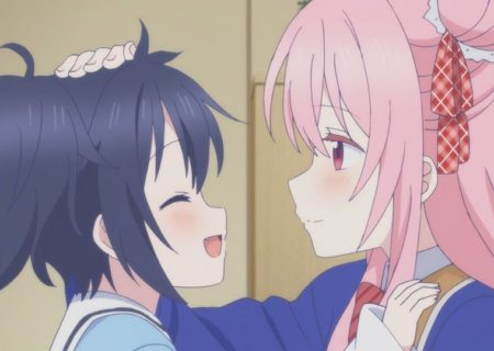 Anime Happy Sugar Life